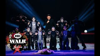 Sergey Lazarev - Scream | Wolves Gymnastics Team - The Wolf And The Moon | MadWalk 2019