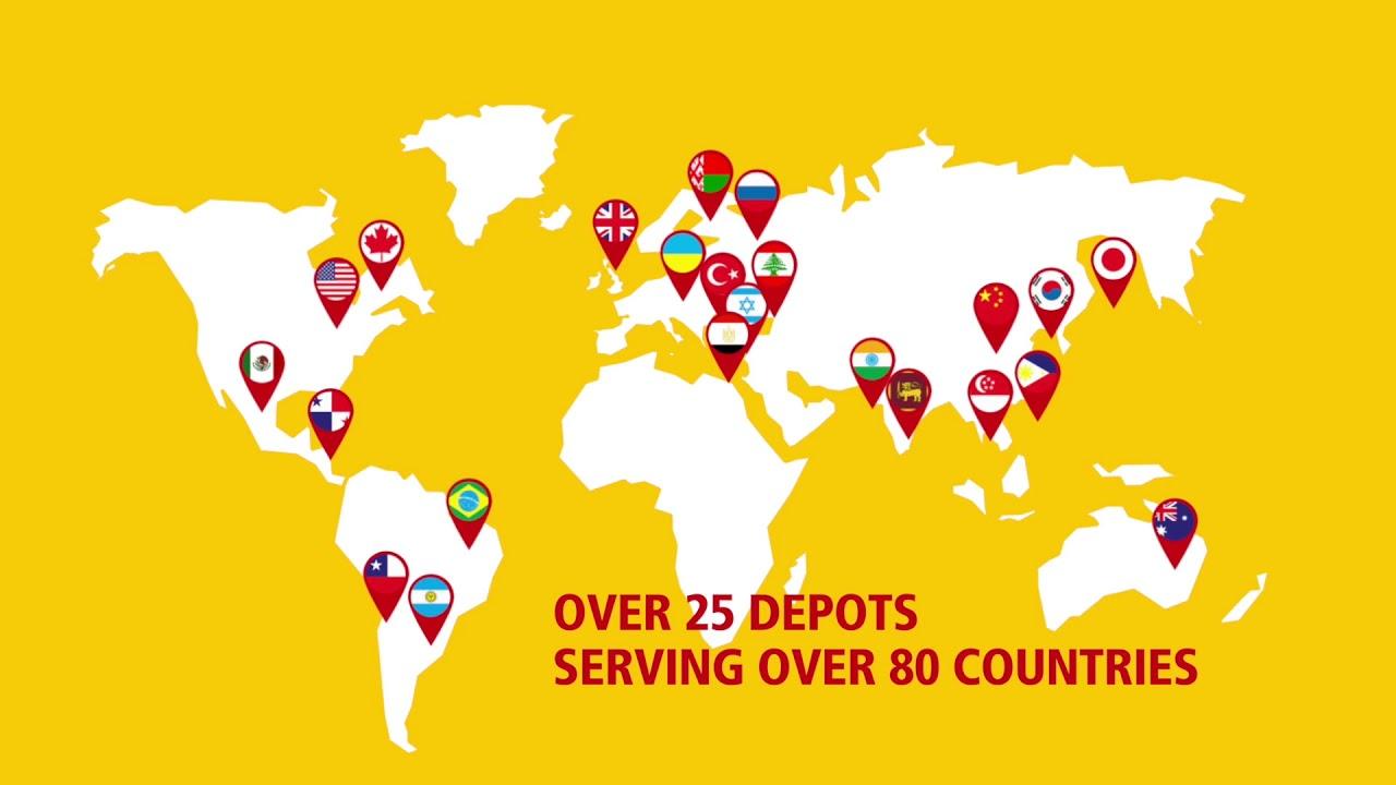 DHL Clinical Trials Logistics