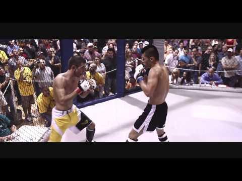 Best Vietnamese MMA Fighter Steven Nguyen