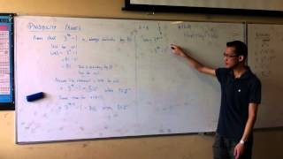 Induction: Divisibility Proofs (2 of 2)