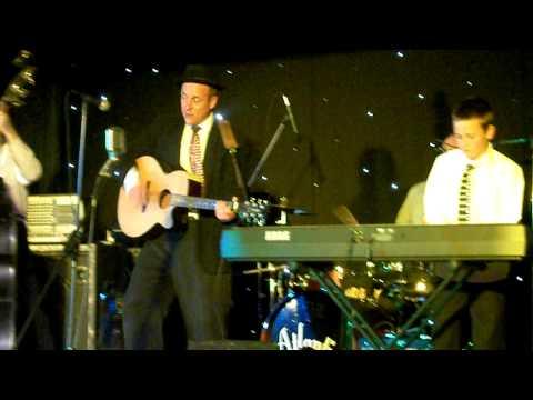 Gene Gambler and the Shufflers at the BAWA, Bristol 8th May