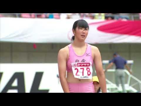 第99回日本陸上競技選手権大会 女子 砲丸投 決勝 3位