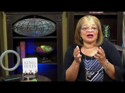 Evangelist Alveda King asks for your financial support...