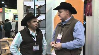 Dean discusses Z Tags at NCBA 2011