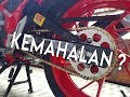 Gearset Baru Buat All New CB150R a.k.a Velvet + Nganter Temen ke Pinang Ranti [REUPLOAD]