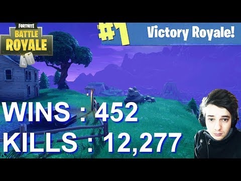 [FR/PC/LIVE] Fortnite en solo 452 wins!