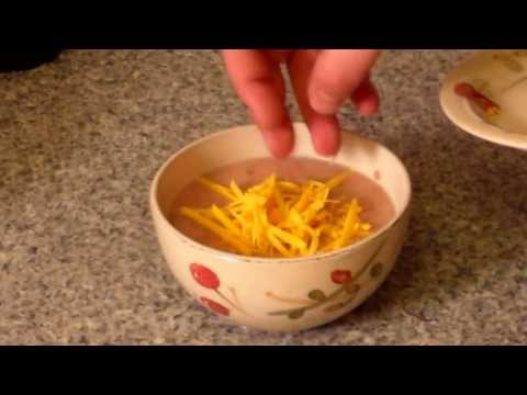 Let's Cook: Potato and Cheddar Soup with Ham Recipe