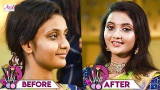 Traditional Makeup – Aarthi Balaji   Step By Step   Party Makeup, Beginners Tutorial