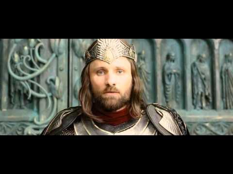 [HD] LOTR Aragorn's Song