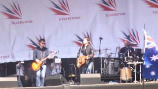 Alistair Griffin - Just Drive - Live at British Grand Prix 2013 - Sky F1 Theme