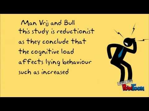 reductionism psychology gis