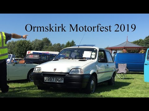 Why We Love Cars - 2019 Ormskirk Motorfest - Event Report