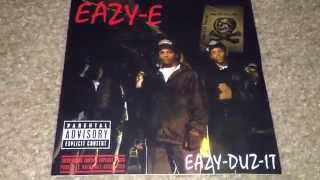 Unboxing Eazy-E - Eazy-Duz-It