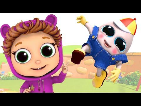 Humpty Dumpty + More Educational Songs | Nursery Rhymes
