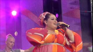 Bojana Stamenov  Beauty Never Lies ( Eurovisiesongfestival)  Live @ The GayPride 2015