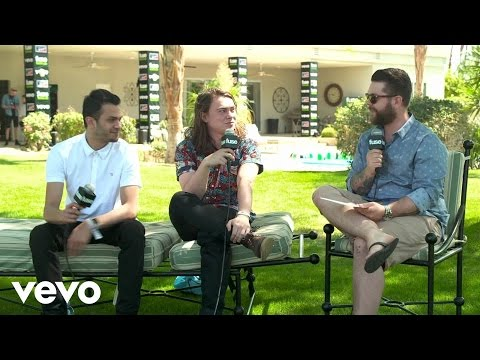 Bombay Bicycle Club - Festival Interview 2014