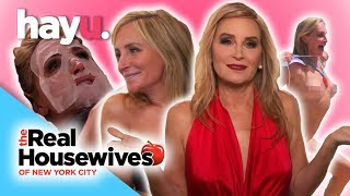 Sonja Morgan's Funniest Season 10 Moments   Real Housewives Of New York