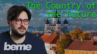 Видео Estonia Built the Society of the Future from Scratch от BEME News, Эстония