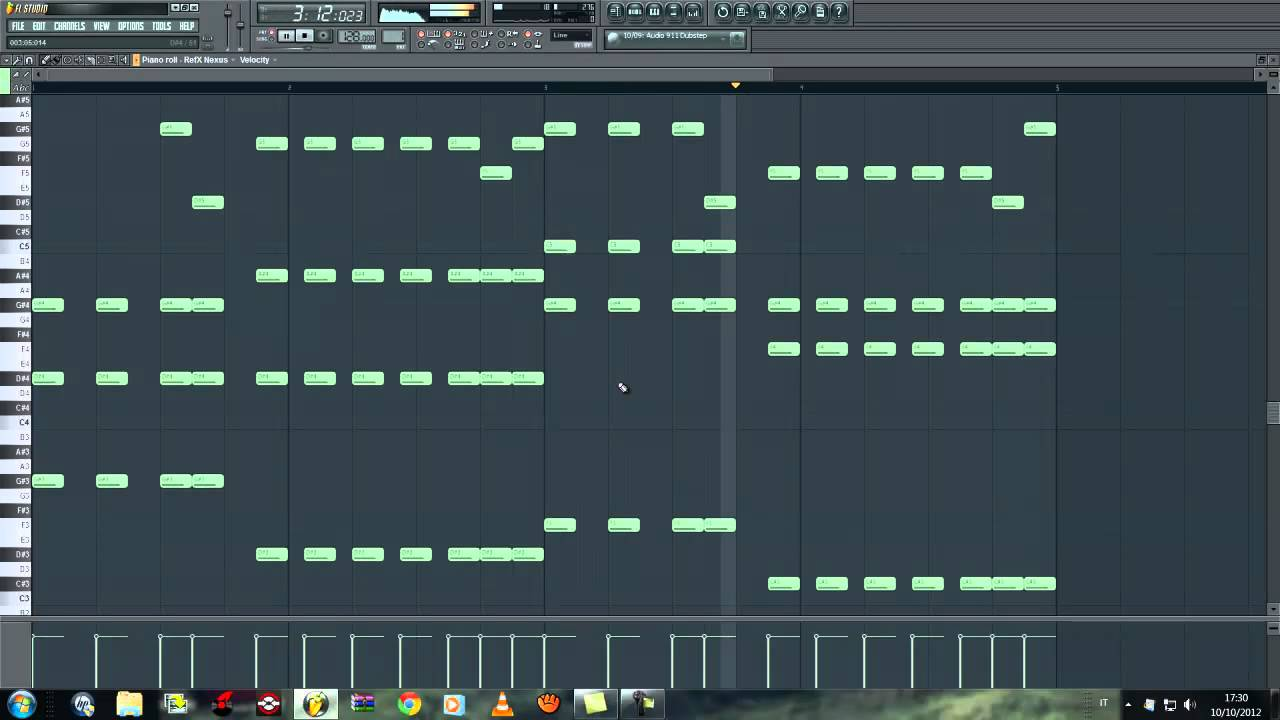 Fl Studio tutorial: How to make the melody from Tiësto & Allure - Pair of  Dice - YouTube