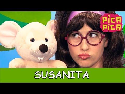 Pica-Pica - Susanita (Videoclip oficial)