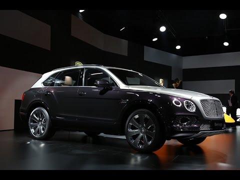 Bentayga Mulliner | Gian trưng bày Bentley ở triển lãm Geneva 2017