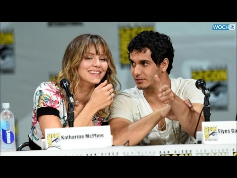 Katharine McPhee Caught Kissing Her Scorpion Co-Star Elyes Gabel Amid Divorce Drama