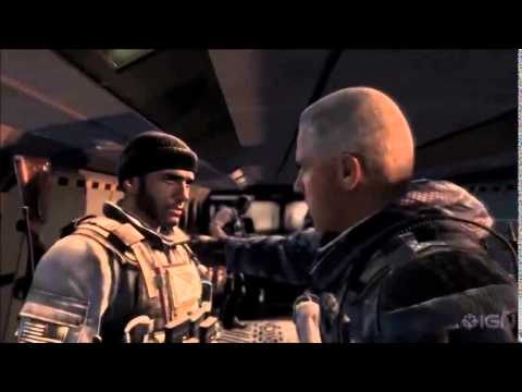 call of duty ghosts : the musical