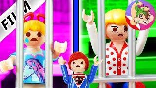 Playmobil Rodzina Wróblewskich | Julian decysuje kto trafi do więzienia - Hania czy mama