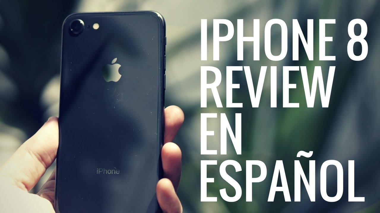 Download iPhone 8 Review en Español COMPLETO