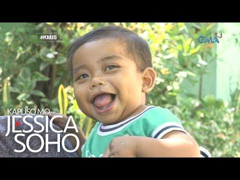 Kapuso Mo, Jessica Soho: Banana cake para kay Baby Aki
