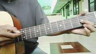 Chord gitar Tony Q kangen dan ( petikan )