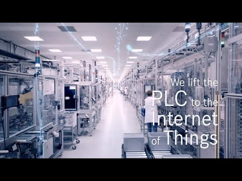 Bosch Rexroth Automation & Electrification Solutions - PLC & IoT