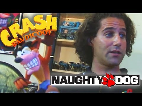 Crash Bandicoot 2: Behind the Scenes at Naughty Dog - Electric Playground Classic