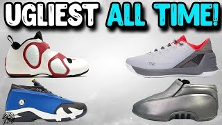 Top 10 Ugliest Shoes of ALL TIME!