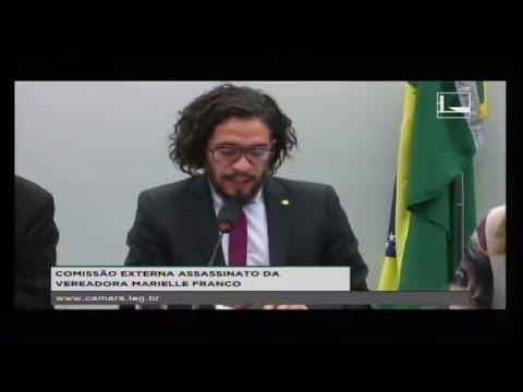 ASSASSINATO MARIELLE FRANCO E ANDERSON PEDRO GOMES - Reunião Deliberativa - 21/03/2018 - 15:28