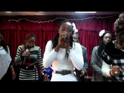 607th SWS praise songs by Nazareth Choir
