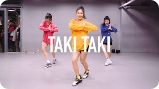 Download Video Taki Taki - DJ Snake ft. Selena Gomez, Ozuna, Cardi B / Ara Cho Choreography MP3 3GP MP4
