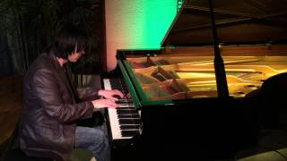 """Silent Night"" - Scott D. Davis - solo piano"