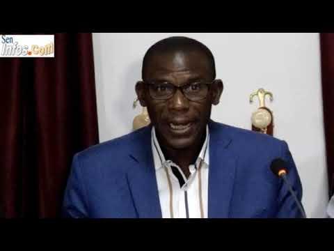 conférence de Presse du Syndicat des inspecteurs de l'enseignement du Senegal / FC