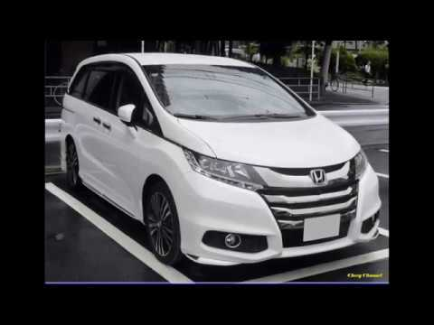 New 2018 Honda Odyssey Hybrid 7 Seater Minivan First Look
