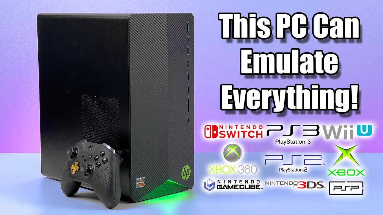 Download This PC Can Emulate Everything! The $450 Prebuilt Emulation King Has Been Crowned!