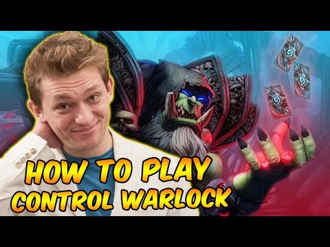 How To Crush With Control Warlock!
