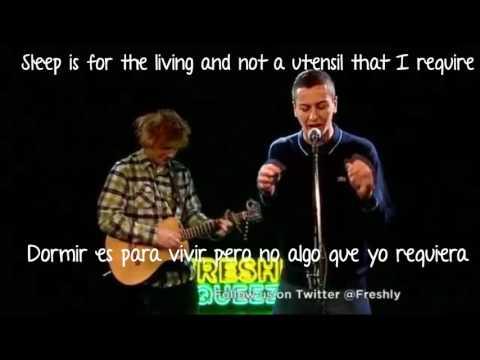 Ed Sheeran Ft Devlin - Lately Lyrcis & Traducción Al Español