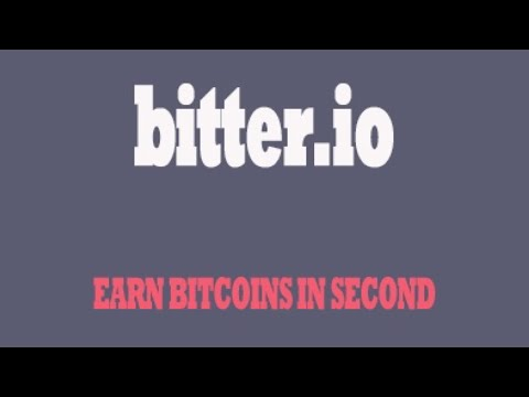 bitter.io Как заработать в интернете 2020.  Реальный заработок, без вложений.