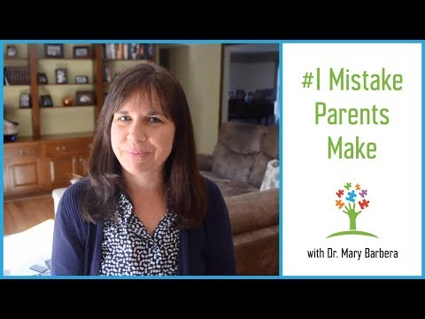 The #1 Mistake I See Autism Professionals and Parents Making