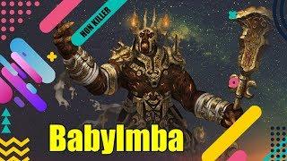 HoN Killer - Pharaoh Gameplay - BabyImba - Diamond II