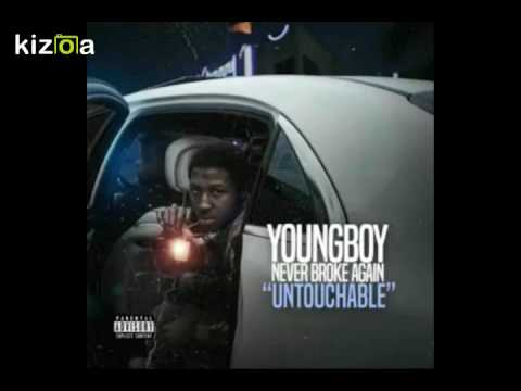 NBA Youngboy - Untouchable Instrumental With Hook