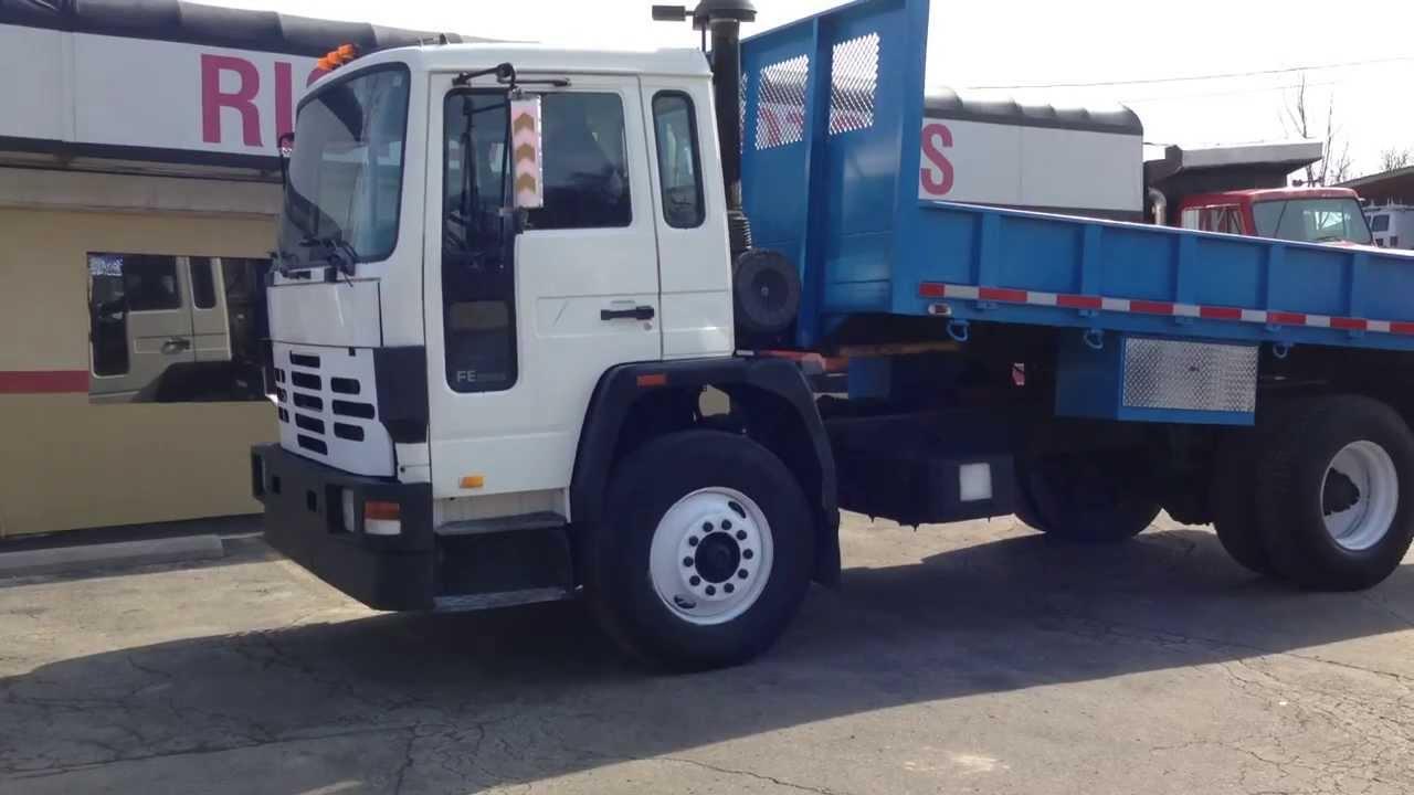 Volvo FE Dump Truck - YouTube