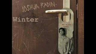 Watch Joshua Radin Winter video