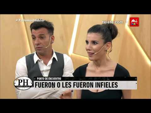Fuerte cruce en vivo entre Andy y Martín Bossi - Podemos Hablar